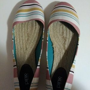 Anthropologie Shoes - Pink Studio by Anthropologie ballerina flats